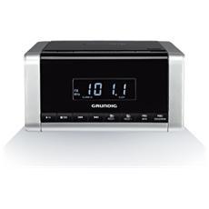 CCD 5690 PLL, Digitale, FM, Lettore, CD-R, CD-RW, Casuale, Ripeti tutto, Ripeti una, 1,5W
