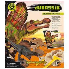 Jurassik Edubooks Collection Spinosaurus