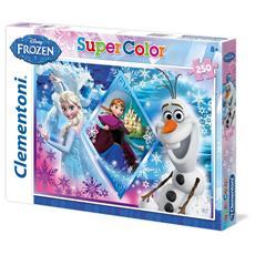 Puzzle 250 Pz - Frozen - Speranza Per Il Regno