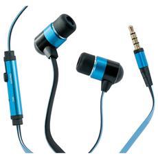 Hi-EarPhones Cuffie Auricolari - Colore Blu