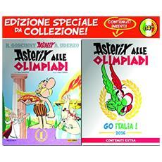 Asterix alle Olimpiadi. Ediz. speciale