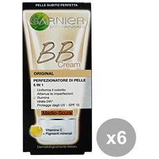 Set 6 Bb Cream Pelli Normali Medio-scura Cura Del Viso