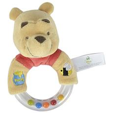 Nicotoy Simba 6315873657 - Disney Winnie The Pooh Peluche Sonaglino