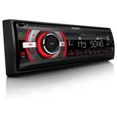 CE135BT, AM, FM, Monocromatico, LCD, Nero, SD, SDHC, 188 x 120 x 58 mm