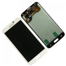 Schermo LCD di Ricambio per Smartphone Bianco GH97-15959A