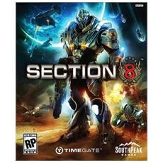 Section 8 (Xbox 360) , Xbox 360, Shooter, T (Teen)