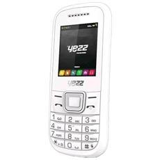 """Classic C21A Dual Sim Display 1.8"""" +Slot MicroSD Radio FM Bluetooth Fotocamera VGA - Bianco"""