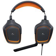 G231 Cuffie da Gioco Prodigy Stereo con Microfono per PC 0a9a6720b0ed