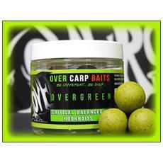 Hookbaits Overgreen 16 Mm Verde Unica