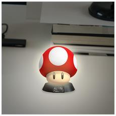 Nintendo - Super Mario Super Mushroom 3D (Lampada)