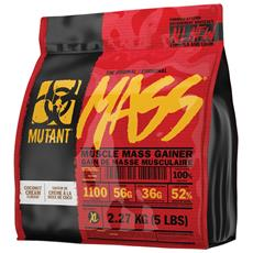Mass 2.2 Kg - - Gainers, Mass Gainers - Triple Chocolate