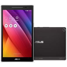 """Tablet ZenPad 8.0 Z380M Nero 8"""" HD Quad Core RAM 2GB Memoria 16 GB +Slot MicroSD Wi-Fi Fotocamera 5Mpx Android - Europa"""