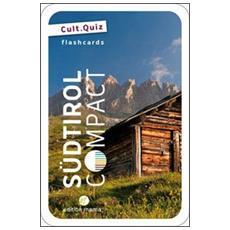 Südtirol compact. Flashcards. Die Quizkarten über Südtirol