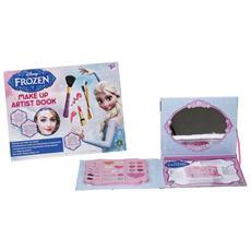 Frozen Make-Up Artist Book
