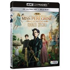 Miss Peregrine - La Casa Dei Ragazzi Speciali (Blu-Ray 4K Ultra HD)