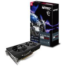 Radeon RX 580 8 GB GDDR5 Pci-E DVI-D / 2x HDMI / 2x Display Port NITRO+