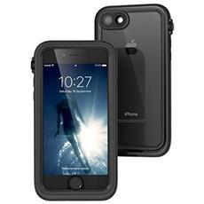Cover Impermeabile per iPhone 7 Plus colore Nero