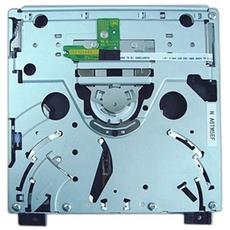 Lettore Dvd-rom Drive Completo Di Lente E Motori D2b Grado A Per Nintendo Wii
