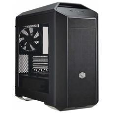 Case MasterCase Pro 3 Cabinet Mini-Tower Micro-ATX / Mini-ITX 2 Porte USB 3.0 Colore Nero RICONDIZIONATO