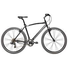 """Bicicletta Ibrida Boxter Fy Da Uomo Di Cicli Adriatica, Telaio In Alluminio E Ruote Da 28"""""""""""