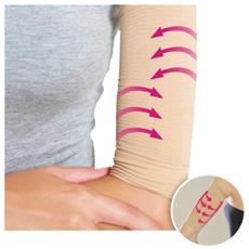 Madprice - 2 Parabraccio Parabracci Upper Arm Shape Facia Elastica Braccio Muscolo Ultra Sottile Corpo Tonico