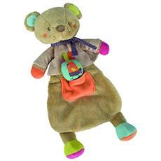 Nicotoy Simba 6305793591 Bambino Doudou Orso Gary 45 Centimetri Multicolore