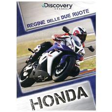DVD HONDA-REGINE DELLE DUE RUOTE (es. IVA)