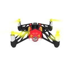 Mini Drone Airborne Night Blaze Rosso