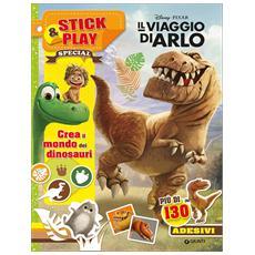 Disney Pixar - Il Viaggio Di Arlo - Crea Il Mondo Dei Dinosauri (Stick&Play Special)