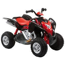 Quad ATV Elettrico con Luci e Suoni 6 Volt 1021 / RB