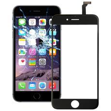 Ricambio lcd + touch screen display NERO per iPhone 6 + kit smontaggio