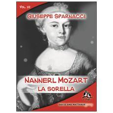 Nannerl Mozart, la sorella