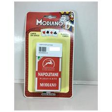 Carte Napoletane Plasticate Made In Italy