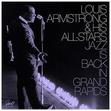 Louis Armstrong - Jazz Is Back In Grand Rap (2 Lp)