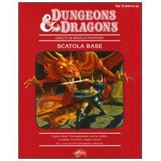 Dungeons & Dragons. Scatola base