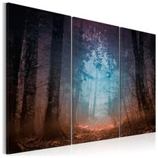Quadro Edge Of The Forest - Triptych 120x80 Cm