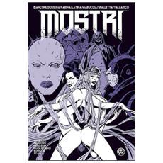 Variant. Mostri. Vol. 5