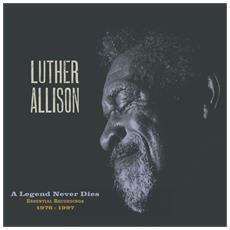 Luther Allison - A Legend Never Dies (11 Lp)