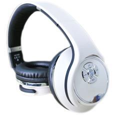 Cuffie Stereo Con Altopalanti Potenti Bluetooth A Torsione Linq Hd-5500