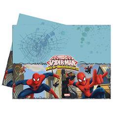 Tovaglia In Plastica Spiderman