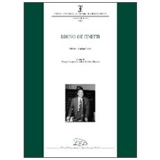 Bruno De Finetti (Milano, 8 giugno 2006)