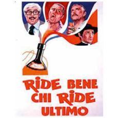 Dvd Ride Bene Chi Ride Ultimo