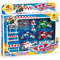 Moto Granprix Racing con Accessori