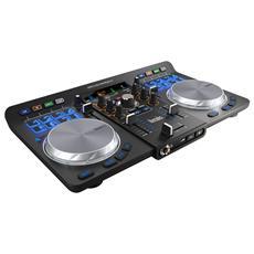 Universal DJ, 3,5 mm, 40 cm, 23 cm, 4,5 cm, Mac OS X 10.7 Lion, Mac OS X 10.8 Mountain Lion, Mac OS X 10.9 Mavericks, 2000 MB