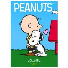 Dvd Peanuts #01 (2 Dvd)