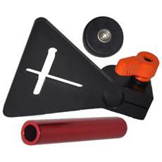 Adattatore per Monitore Nera e Arancione Metallo SK-C01MA