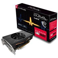 SAPPHIRE - Radeon RX 570 Mini 4 GB GDDR5 Pci-E DVI-D / HDMI /...