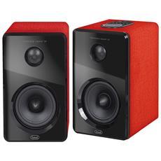 Altoparlanti Amplificati AVX 570 BT USB / SD / Bluetooth colore Rosso