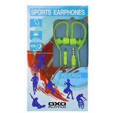 XHSST35SP2 / SPW2 / SPG2, Stereofonico, Interno orecchio, Verde, Cablato, Intraurale
