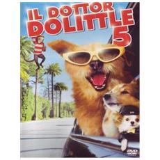 Dvd Dottor Dolittle 5 (il)